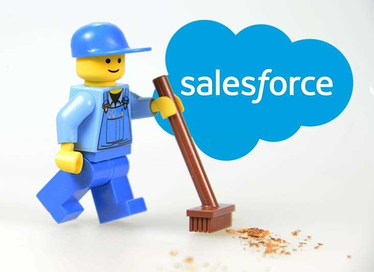 Salesforce data cleaning, data cleanup salesforce