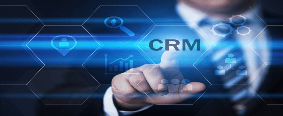 How does Salesforce CRM help you?