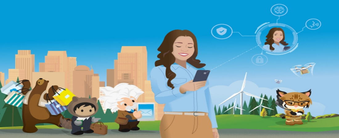 New Salesforce Study: Digitally Empowered SMBs Better Prepared to Handle Market Uncertainties